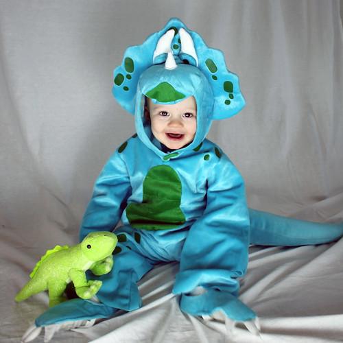 Axel the dinosaur