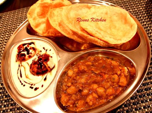 Punjabi Chola