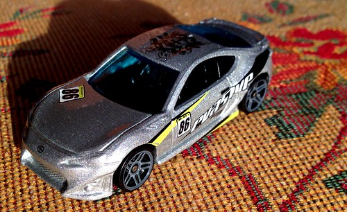 "Hot Wheels - Scion FR-S ""Evasive"""