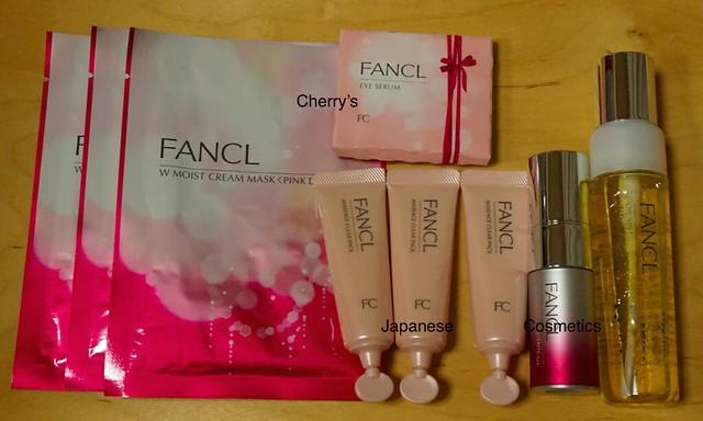 Fancl Briliant Synagy Kit