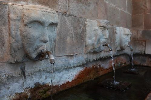 Fuente de Abiego, Huesca.