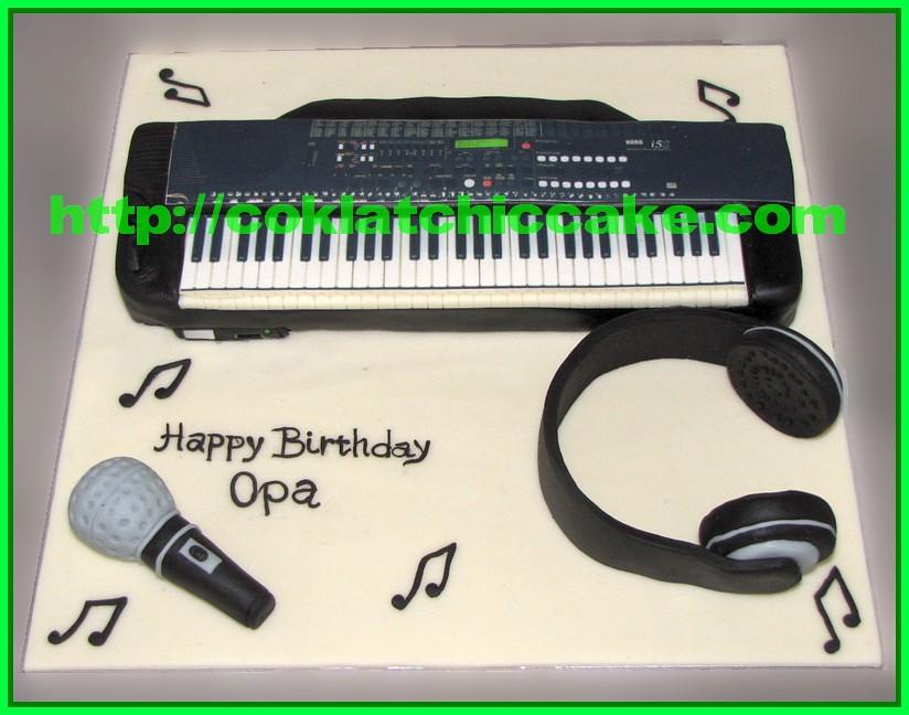 Cake keyboard korg i5S