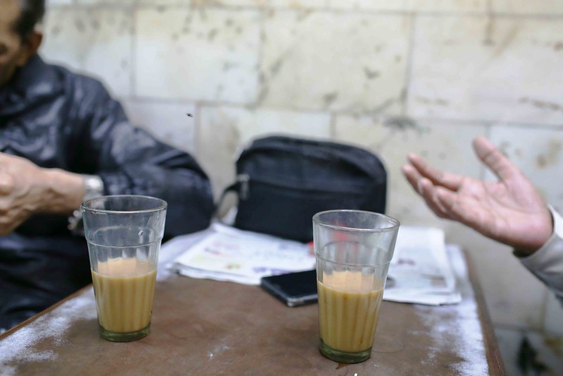 City Moment - The Privacy of The Midnight Poets, Suleman Tea Stall