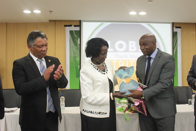 2015 Zambia Global Nutrition Report Launch