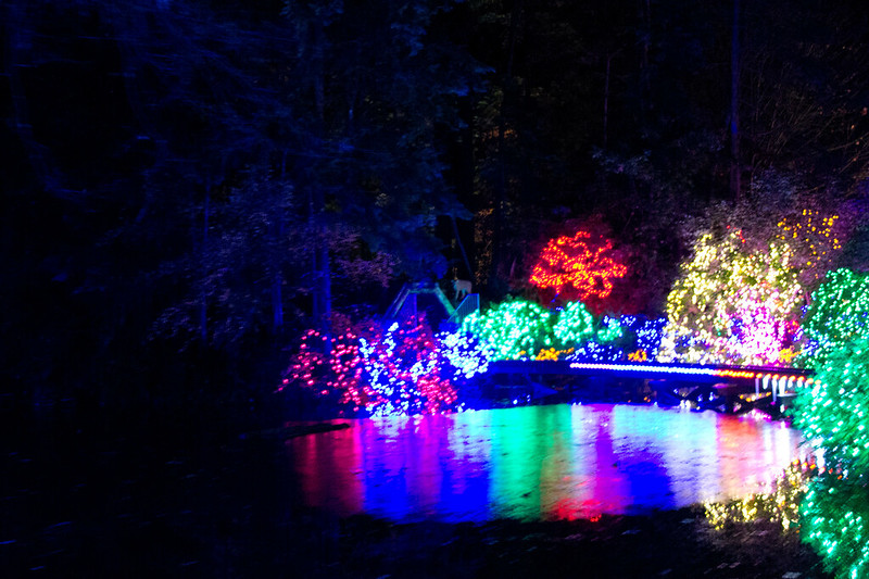 Bright Nights at Stanley Park, Vancouver | packmeto.com