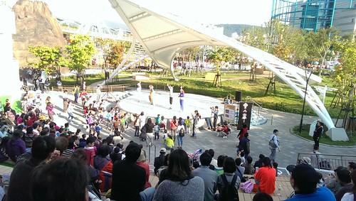 台北兒童新樂園設施好好玩!誰說遊樂園是兒童的專利呢! (25)
