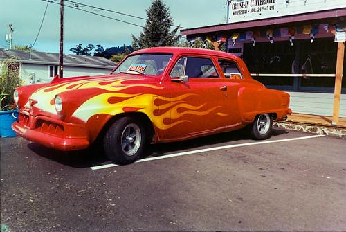 Hot Rod - Cloverdale, Oregon