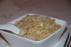 DSC_3217 Scunthorpe North Lincolnshire Egg Fried Rice Pearl City Chinese Restaurant - Highly Recommended