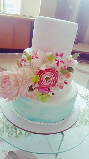 Cake by Cakes by honey