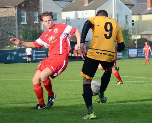 AFC Liverpool 1-1 New Mills