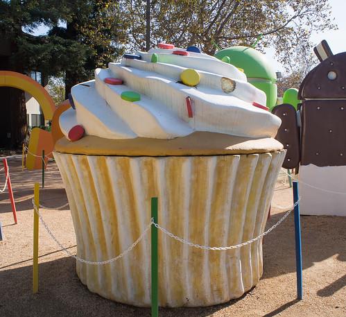 Sat, 2016-11-05 11:57 - Cupcake ー Google Merchandise Store