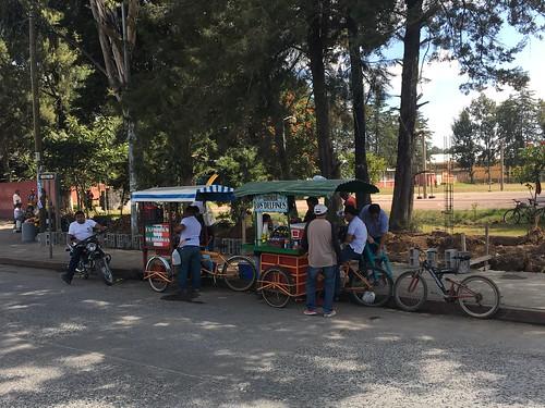 グアテマラのお店