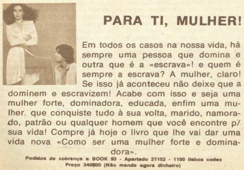 Crónica Feminina Nº 1239, Agosto 21 1980 - 51a
