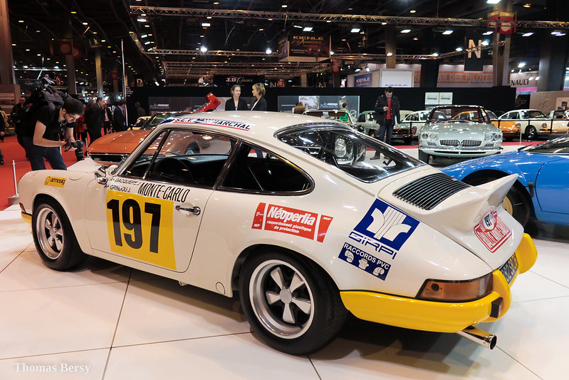 [75][04 au 08/02/2015] 40ème Salon Retromobile - Page 14 20506131061_855a9c4283_c