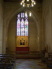 north chancel aisle south chapel
