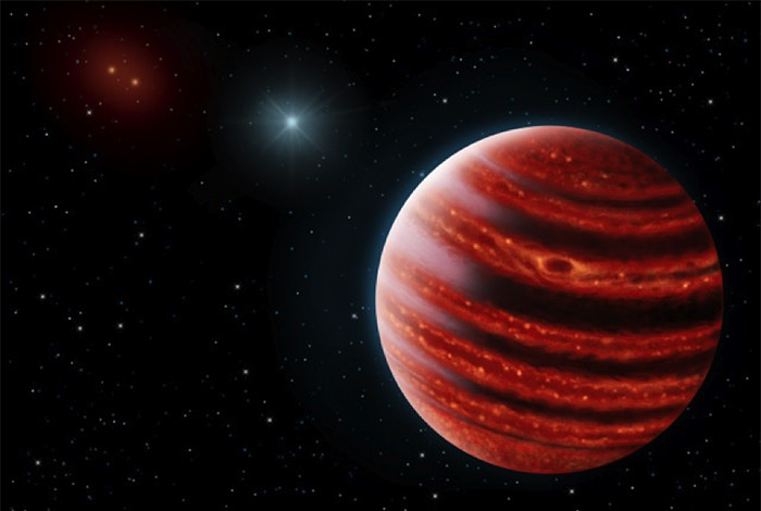 A team of researchers has discovered a Jupiter-like planet within a young system that could provide a new understanding of how planets formed around our sun.