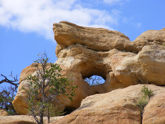 New Mexico Natural Arch NM-492