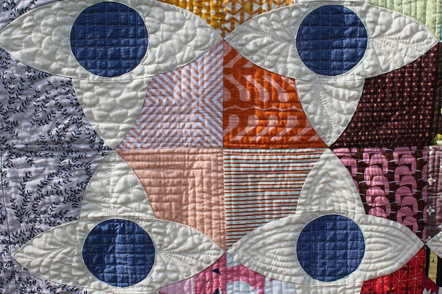 Meadow quilting