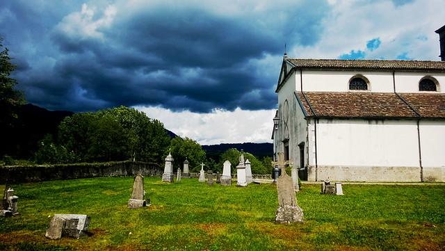 Pieve di Santa Maria, Socchieve 18-8-2015