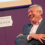 Alan Johnson | Former Home Secretary Alan Johnson talks about his book Please, Mister Postman at the Book Festival © Alan McCredie