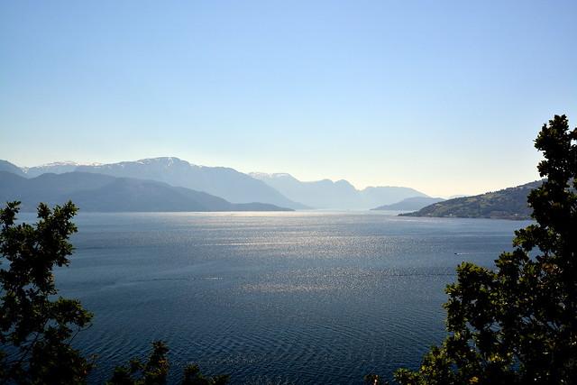 The Hardanger Fjord, Norway