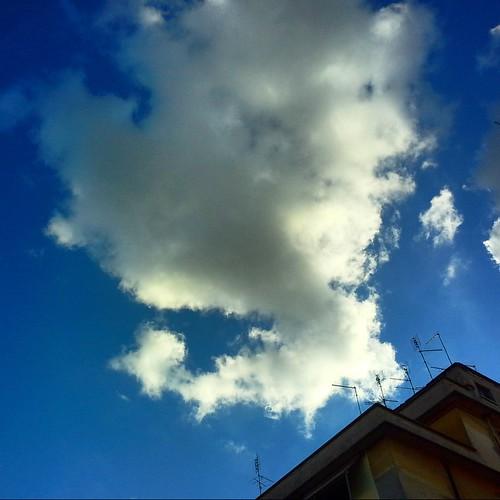 """""""casa fumante"""", Roma"""
