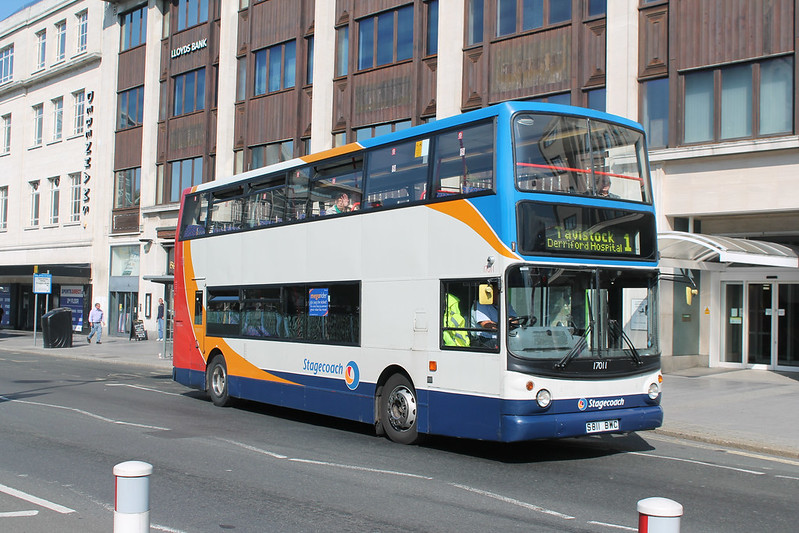 Stagecoach 17011 S811BWC