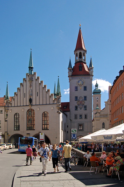 München - Altes Rathaus (3)