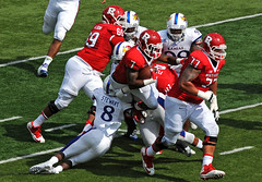 Rutgers vs. Kansas - September 26, 2015