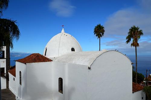 Iglesia de San Pedro Apóstol, El Sauzal