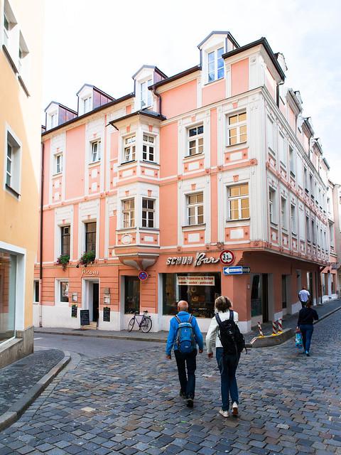 Regensburg. Upper Palatinate, Bavaria, Germany
