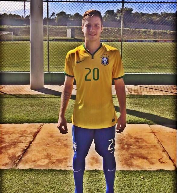 Luis Henrique - Seleção Brasileira