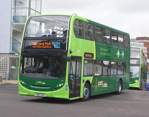 konectbus 634 SN65 OAS