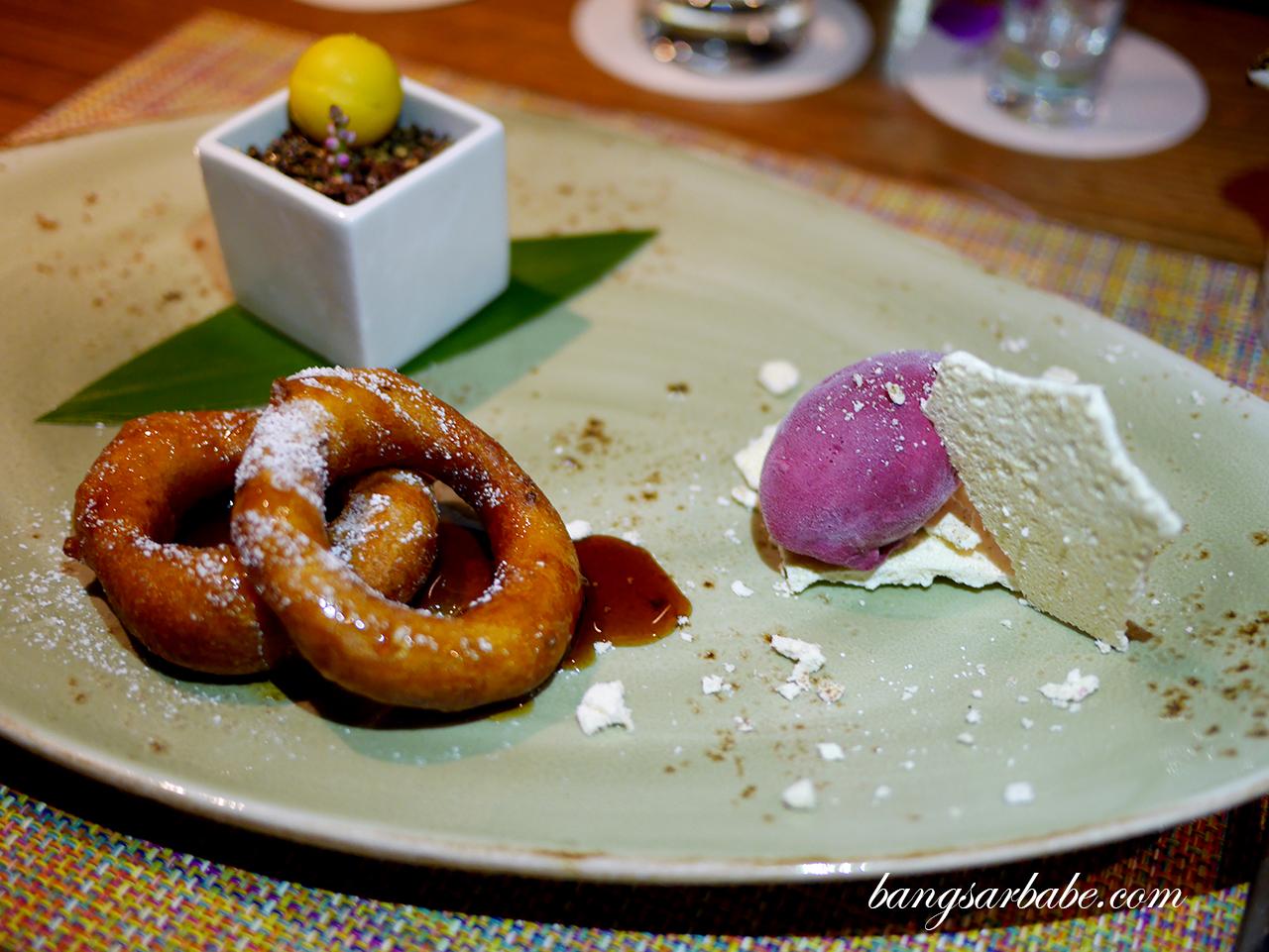 Dessert Platter