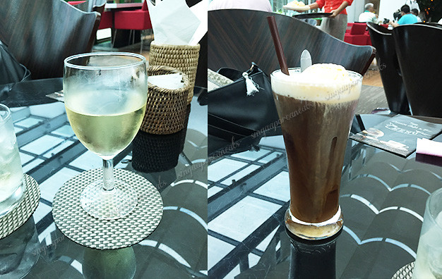 16 Yangon Airport - Espace Cafe Drinks