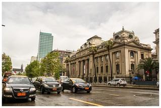 Image of Biblioteca Nacional de Chile. chile santiagodechile bibliotecanacional alamedadeohiggins
