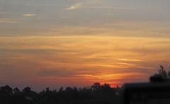 Sonnenauf- und -untergang