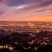Sunset Over the San Francisco Bay by Thomas Hawk