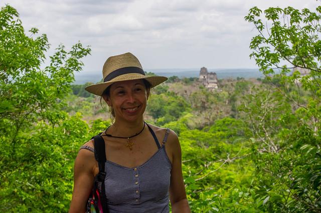 A Tikal, Guatemala
