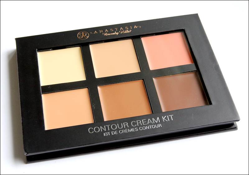 Anastasia contour cream kit medium