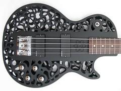 Guitarra impressa em 3D