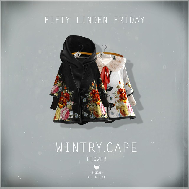 Wintry.Cape (Flower) - FLF