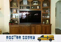 Happy Anniversary Karel to you and your home theater from Doctor Sound Home Theater Inc!