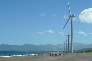 Ilocos Norte - Bangui  Windmills