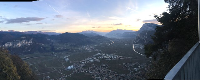 Panoramic View from Mezzocorona