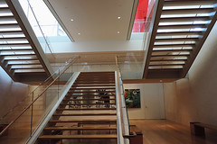Dallas - Nasher Museum Stairs