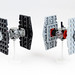 Midi Tie Fighters by Dread Pirate Wesley
