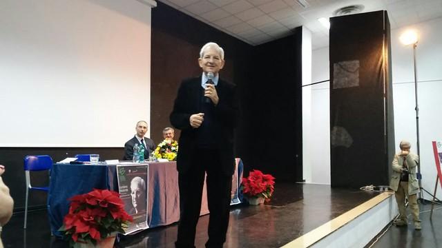 Casamassima- l'onorevole Luciano Violante risponde a la Voce del Paese (1)