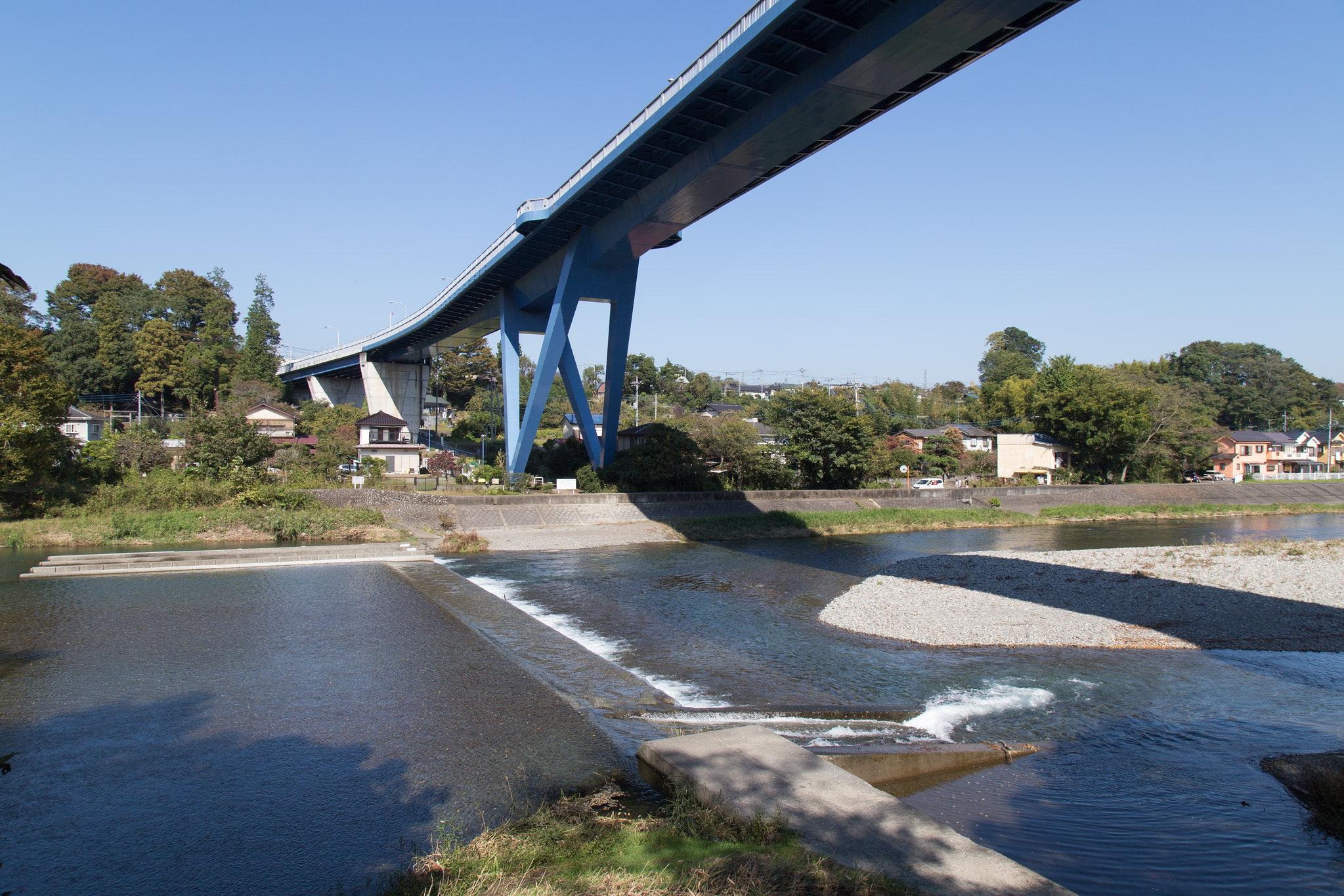 2014-10-25 あきる野 山田大橋キャンプ場一日目 020