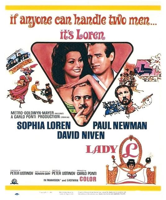 Lady L - Poster 1